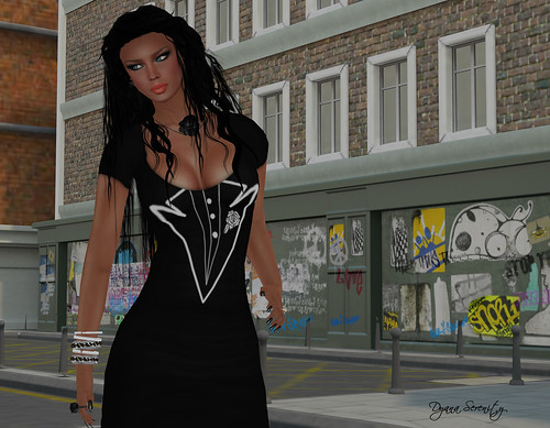 Black Only Event2013 #4 by Dyana Serenity
