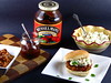 Thumbnail image for Sweet & Spicy Barbecue Chicken Sliders