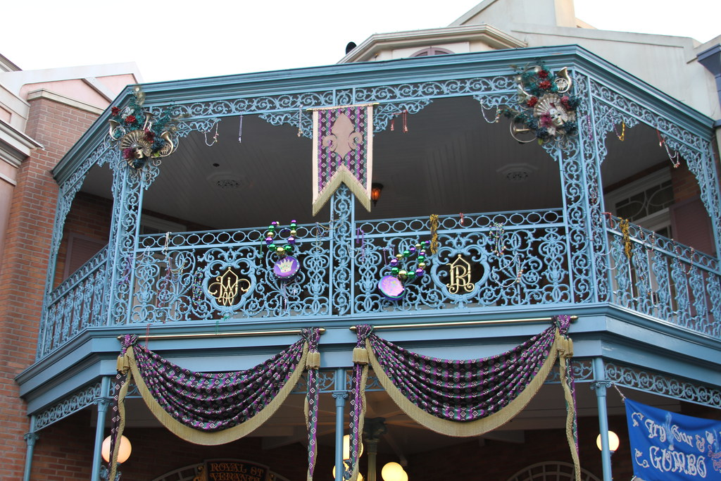 Photo report january 25th 2013 club 33 bayou bash for Revue decoration