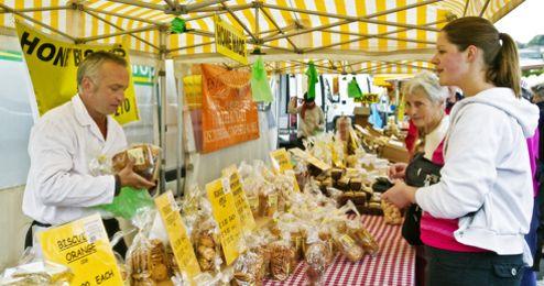 Normandy Market St Peter Port