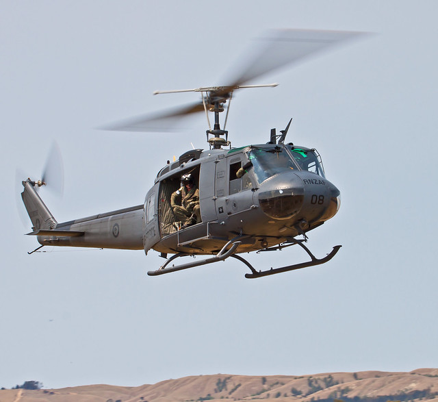 Bell UH-1 Iroquois NZ3608