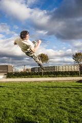 Sheffield Parkour - Tricking