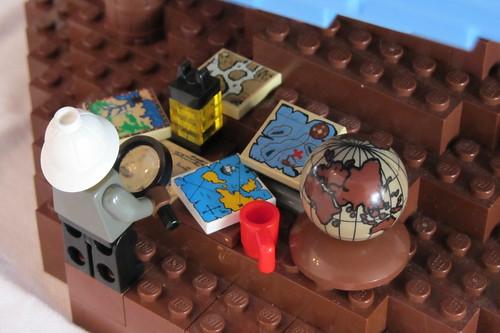 dirks LEGO globe - deco 06