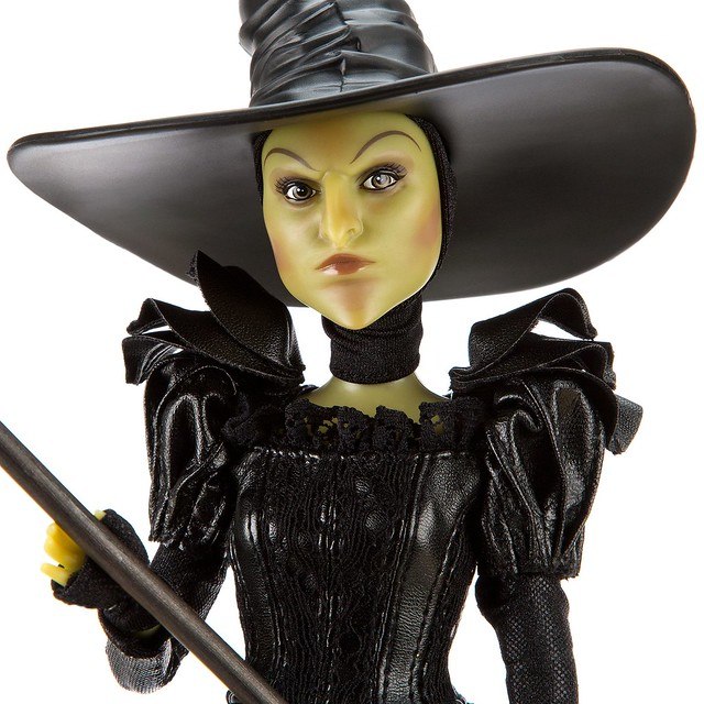 wicked witch of the west doll oz the great and powerful
