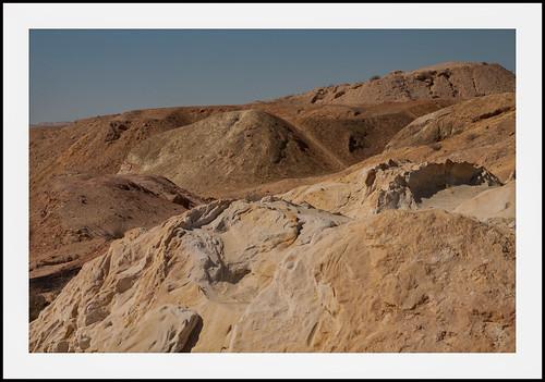 Woestijn (2) by hans van egdom