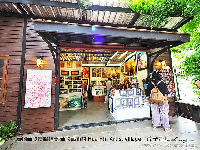 泰國華欣景點推薦 華欣藝術村 Hua Hin Artist Village 31