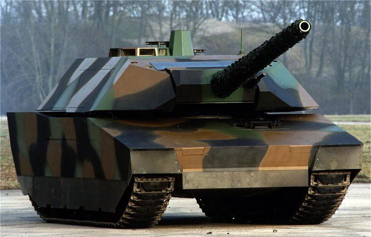 Άρμα AMX-30 επίδειξης