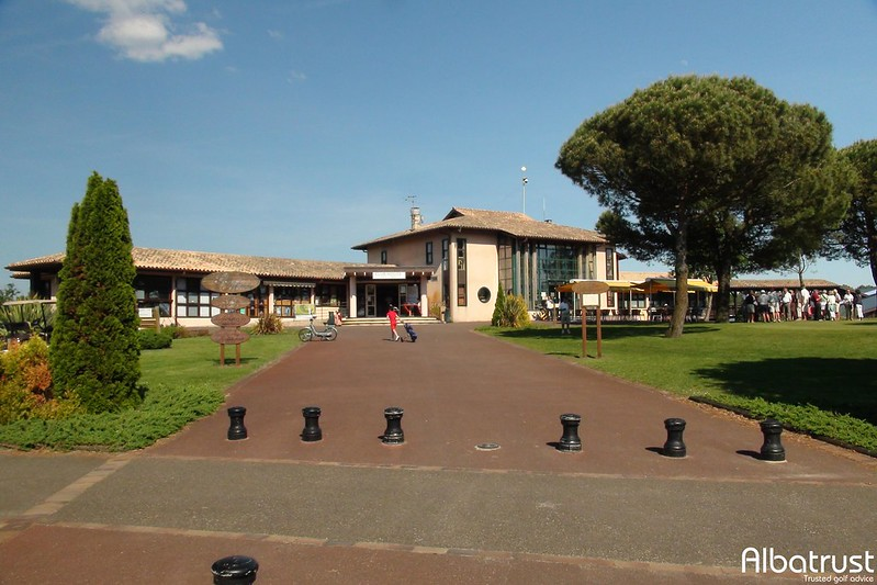 photo du golf Golf de Moliets - Club House - ProShop