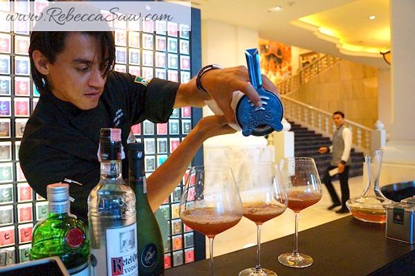 World Gourmet Festival bangkok - TEA MIXOLOGIST – ROBERT SCHINKEL -015