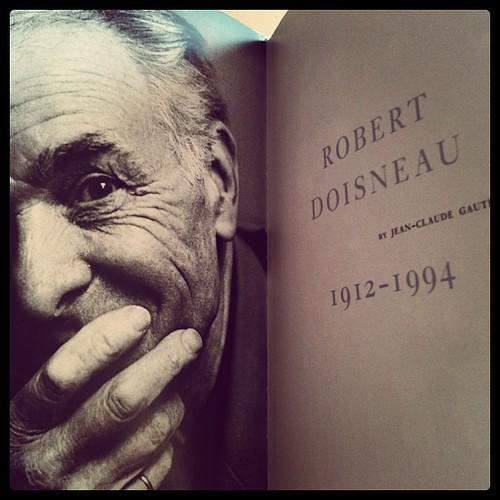 Jean-Claude Gautrand, Robert Doisneau by Miradas Compartidas