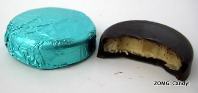 Trader Joe's Dark Chocolate Honey Mints