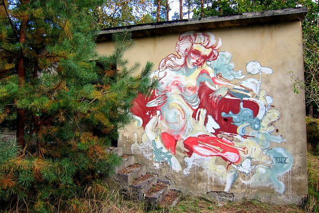klosterfelde . artbase 2012 | graffiti blo