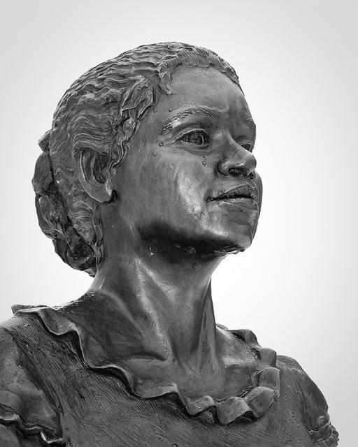 "Garden Statues Nh: Milford, NH. ""Harriet E. Wilso"