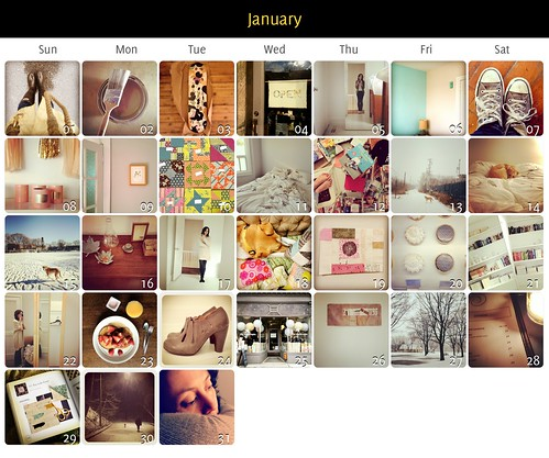 January 2012 : 365