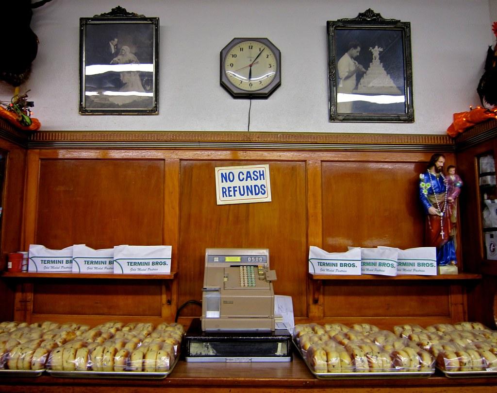 Termini Bakery Interior