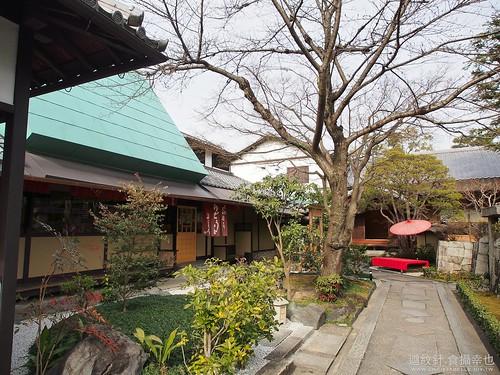 京都 | 南禪寺 順正 湯豆腐專門料理