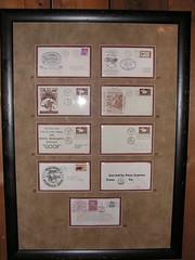 Postal Covers Exhibit