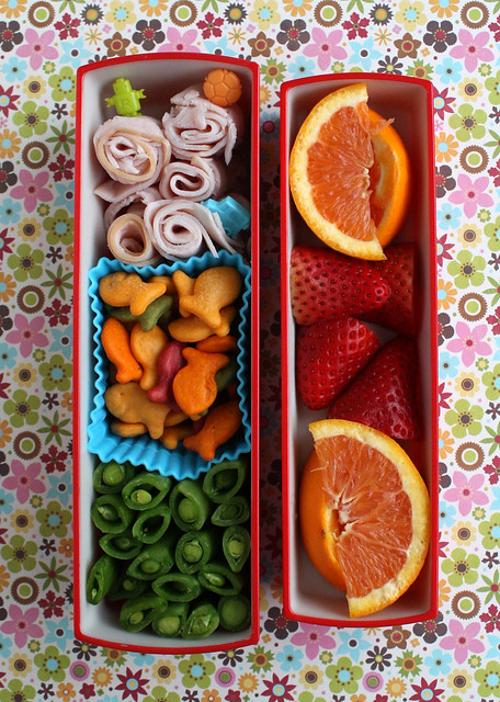 Bright Preschooler Bento Lunch #390