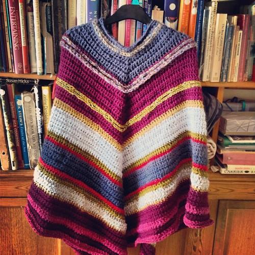 #crochet #poncho