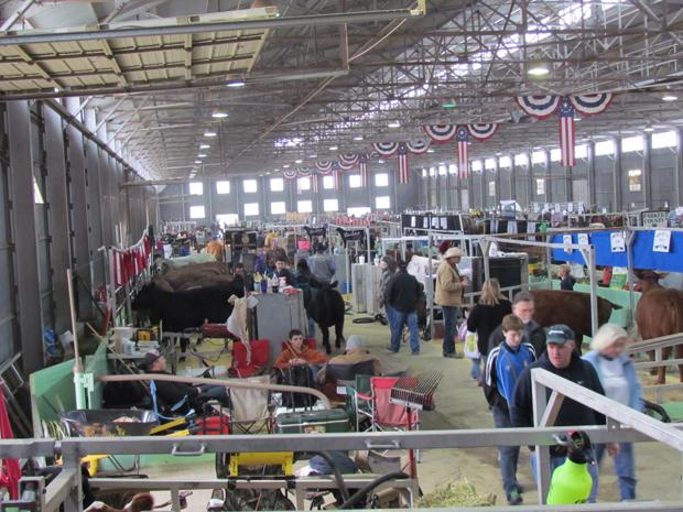 fw stockshow barn