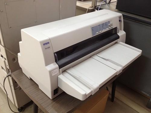 エプソンVP-4300を設置 by haruhiko_iyota