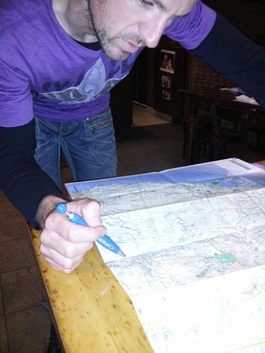 Situándonos en el mapa y buscando información en gente que ya ha estado