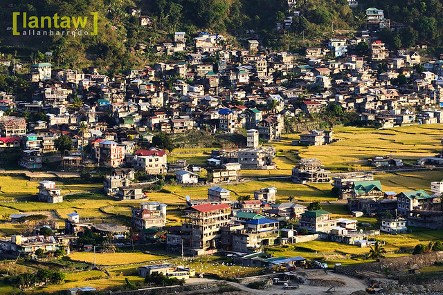 Bontoc Late Afternoon Light