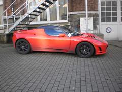 automobile, tesla roadster, vehicle, performance car, automotive design, lotus evora, lotus exige, land vehicle, luxury vehicle, sports car,