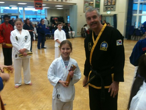 Well done Predlet 1.0 gold belt #ckd