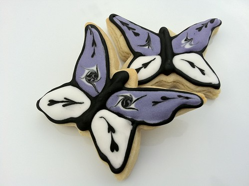 Cookies for Cauderys 07 - Butterfly cookies