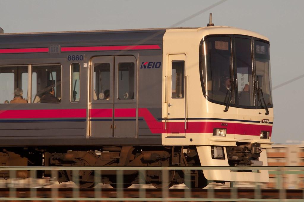 KEIO 8810F+8710F