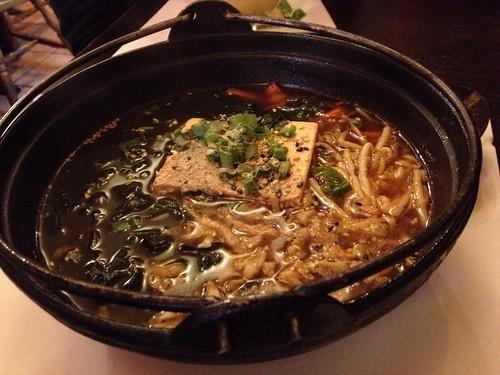 Kazu - Tofu soup