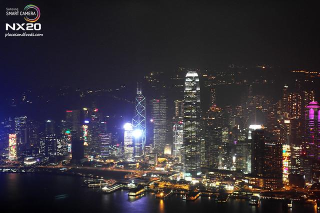 sky 100 hk island view