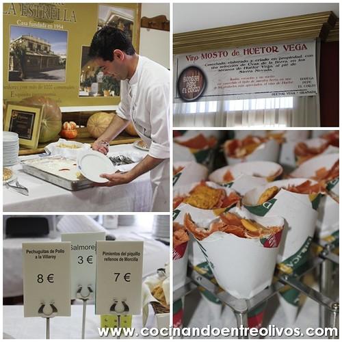 Joranadas vinos y chcainas Huetor Vega www.cocinandoentreolivos.com 1