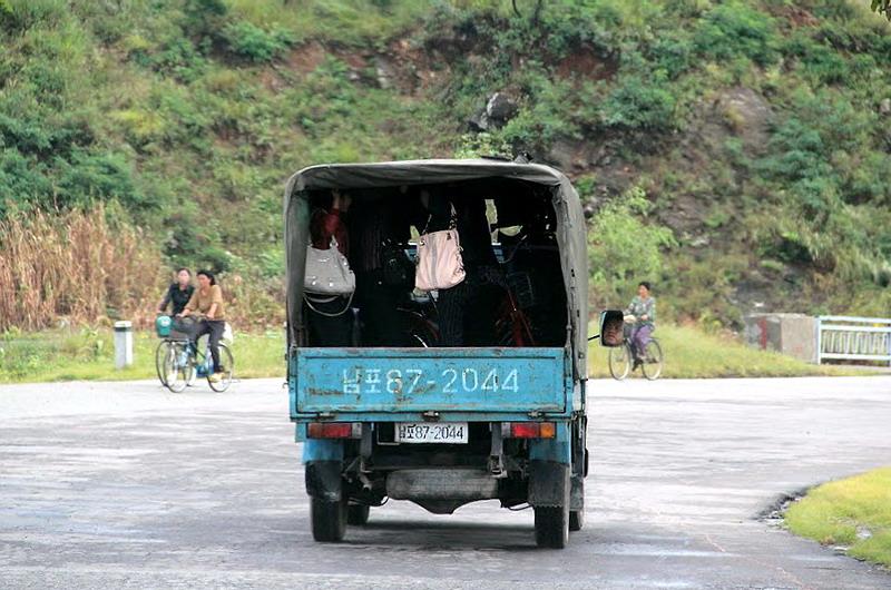 North Korea. Bikes(3)