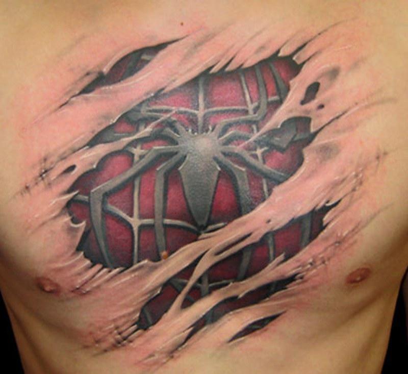 Sang Spider-Man