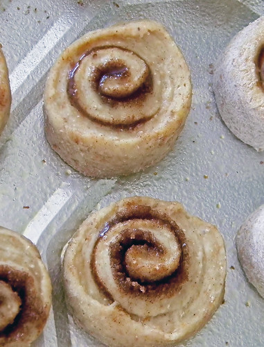 What Smells So Good?: Baby Cinna - Buns