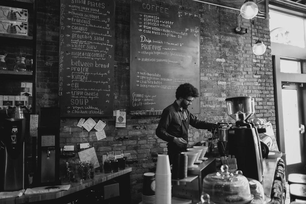 Great Lakes Coffee Roasters, Detroit