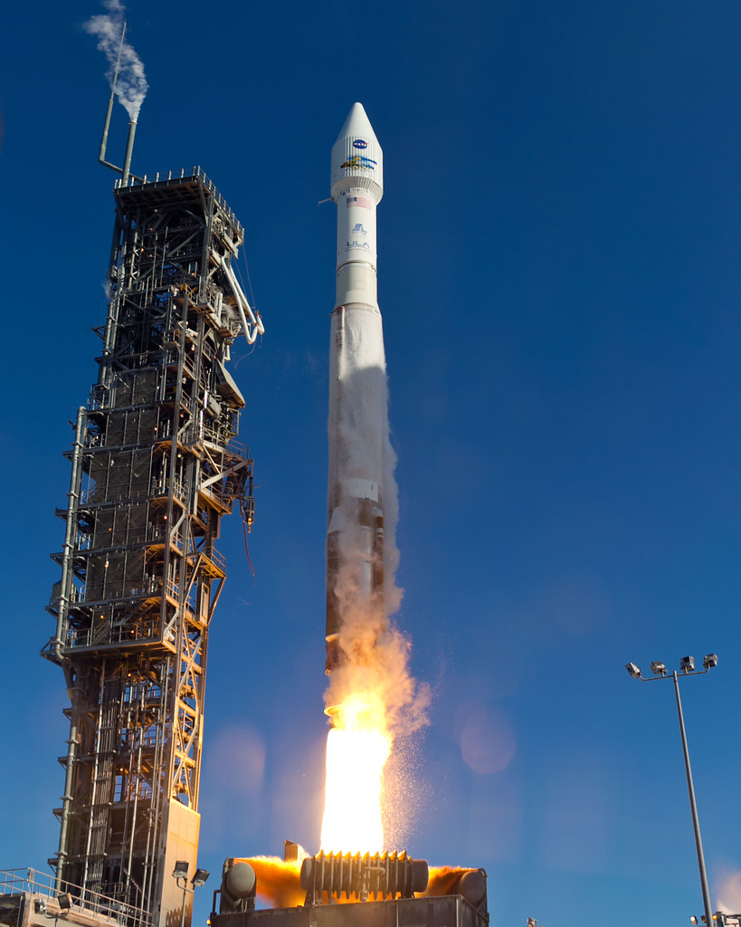 LDCM Launch by NASA Goddard Photo and Video