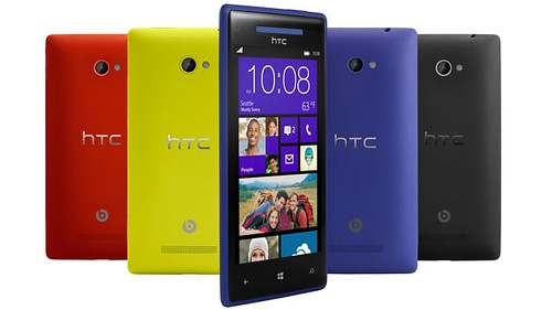 HTC Windows 8X Cell phone smart phone