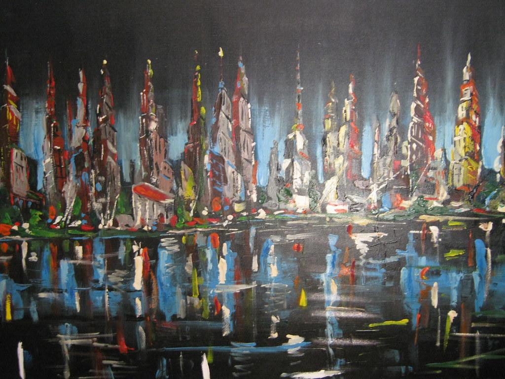 oil paintin 120x80