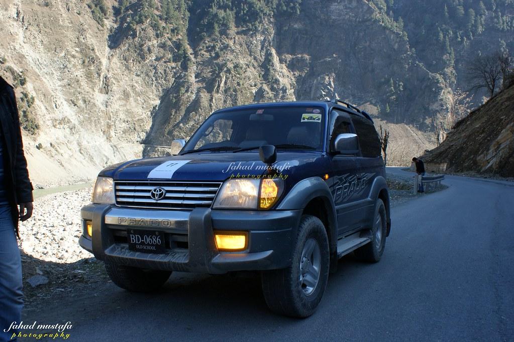 Muzaffarabad Jeep Club Neelum Snow Cross - 8469345654 560ae18406 b