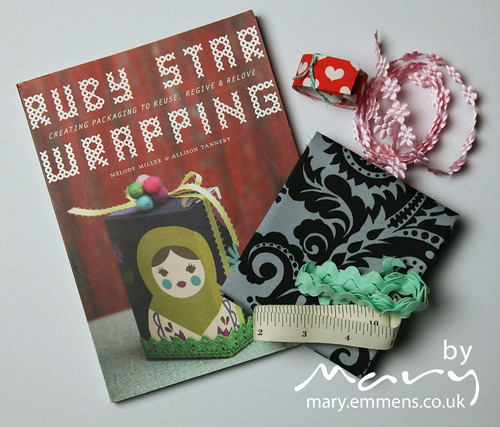 Ruby Star Wrapping giveaway
