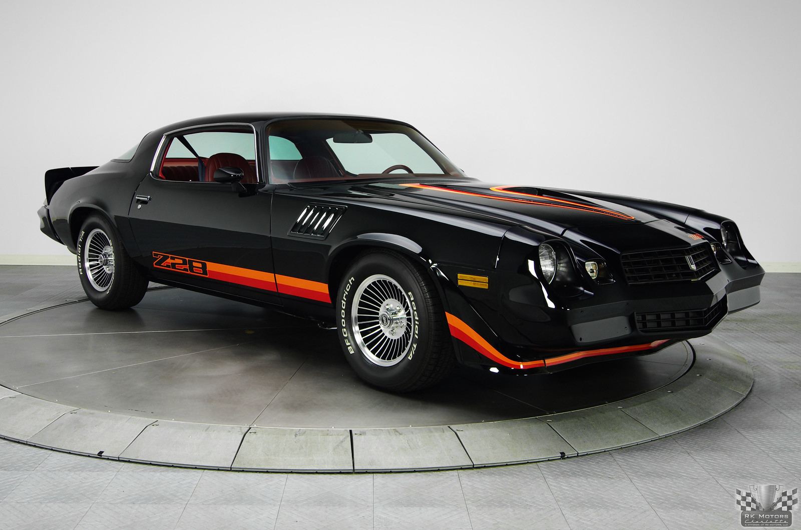 The amazo effect 1979 camaro z28 more than skin deep - Camaro z28 ...