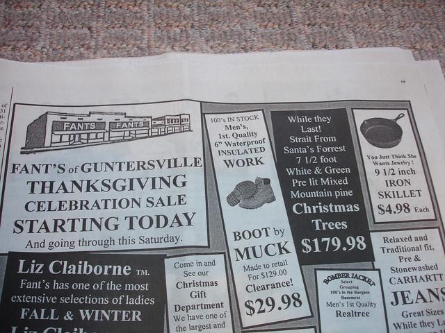 Fant's, Guntersville