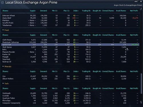 Trading system extension mk3