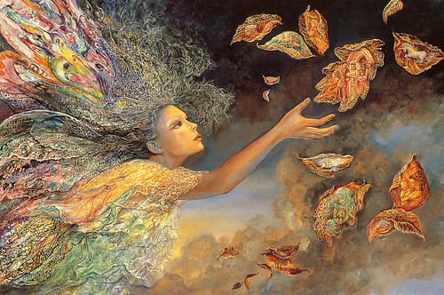 015-Captura de deseos-Josephine Wall-via www.dana-mad.ru