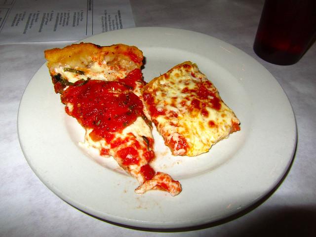 Pizano's Pizza & Pasta in Chicago