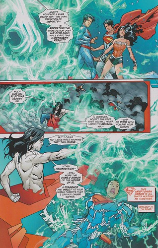superboy superman wonder woman Superboy #17