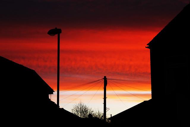 Urban Sunrise (Yahoo Editorial)